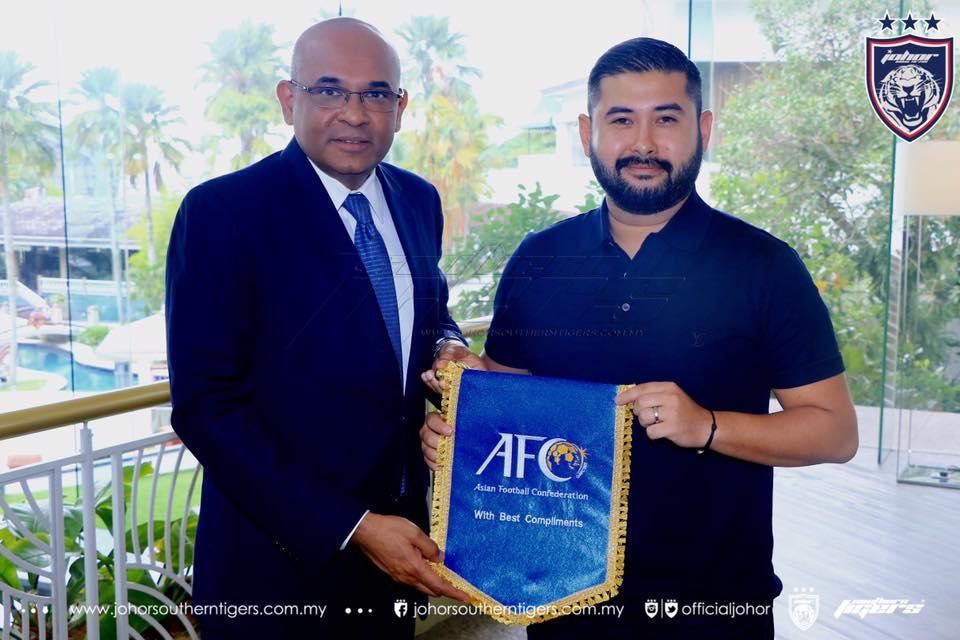 Selepas 2 Tahun, Hanya JDT Berstatus AFC Licensed Club Di Malaysia