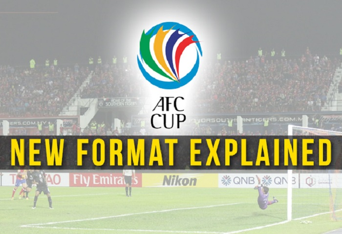 Penerangan Lengkap Format Baru Piala AFC 2017