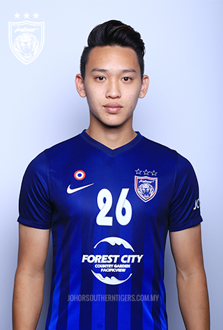 26 DOMINIC TAN JDT 2017