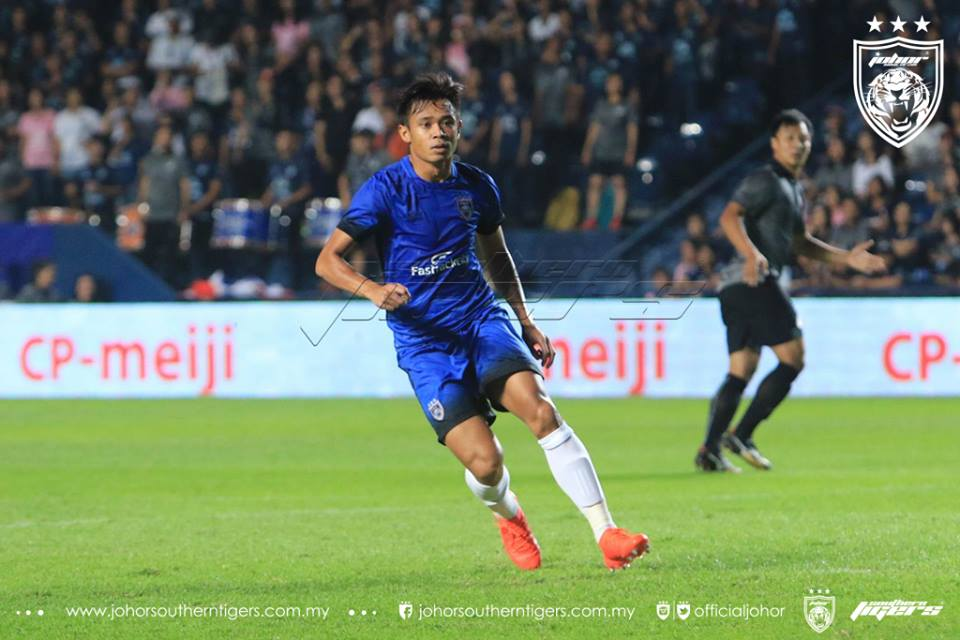 Analisa Buriram United vs JDT hazwan bakri