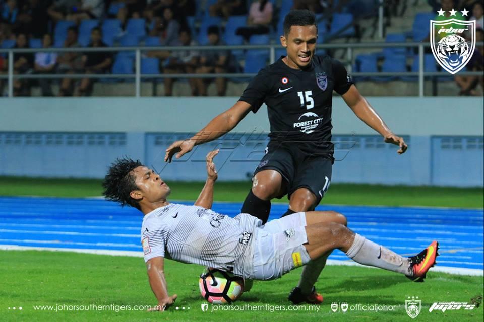 Analisa Chonburi FC vs JDT fazly mazlan