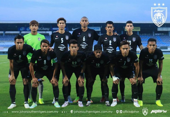 Analisa Chonburi FC Vs JDT Formasi