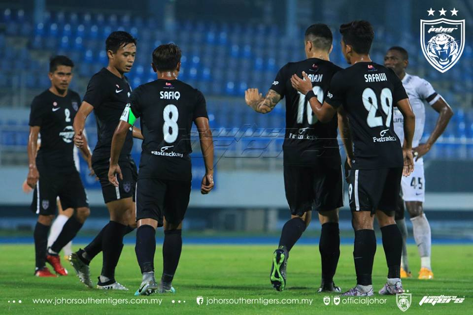 Analisa Chonburi FC vs JDT gol