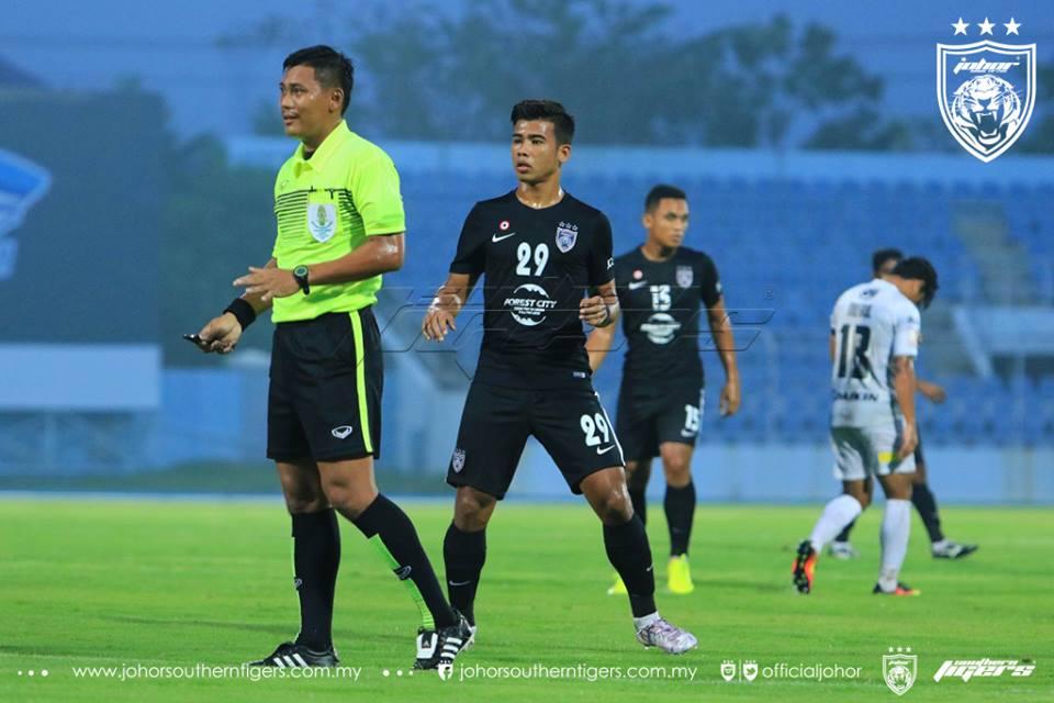 Analisa Chonburi FC vs JDT safawi rashid