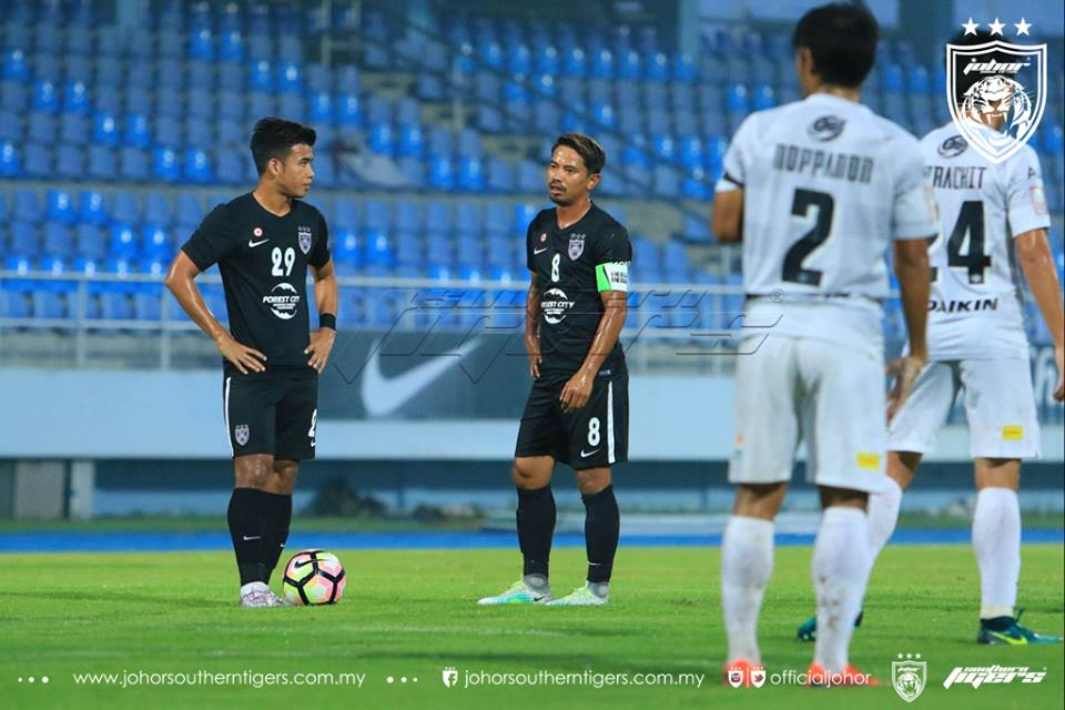 Analisa Chonburi FC vs JDT safiq rahim
