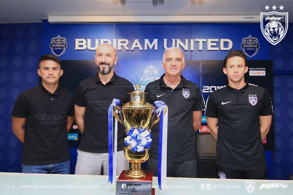Buriram United vs JDT live streaming piala rebutan