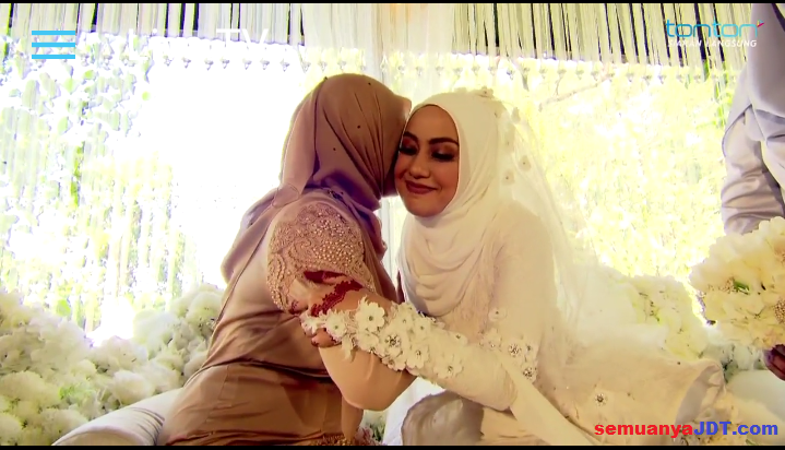 Izham Tarmizi kahwin Mia Ahmad 11