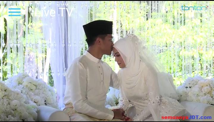 Izham Tarmizi kahwin Mia Ahmad 17