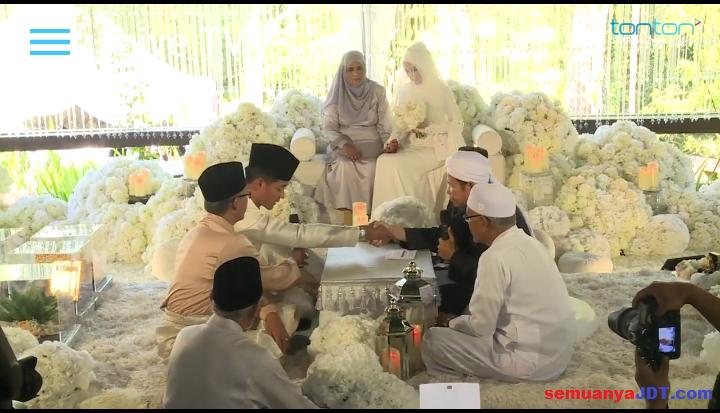 Izham Tarmizi kahwin Mia Ahmad 4