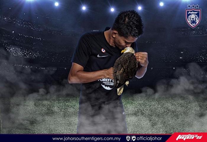 Piala Sumbangsih JDT Vs Kedah Alex