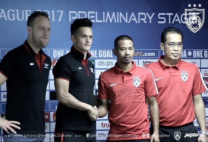 Piala ACL 2017 Prelim Stage 2: Bangkok United Vs JDT Live Streaming