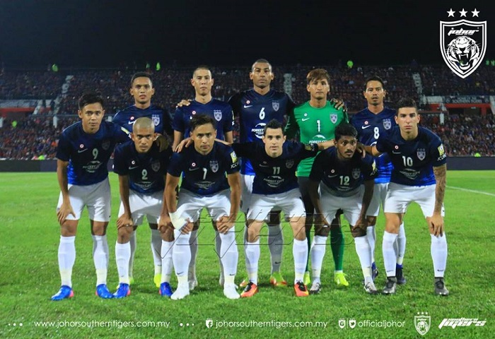 Jdt Vs Kedah Piala Sumbangsih 2017 Line Up