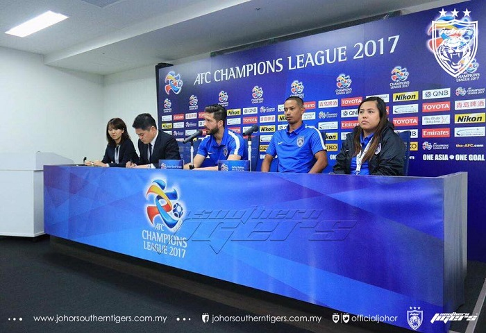 Gamba Osaka Vs JDT: Apa Kata Pemain JDT Dan Coach Mora