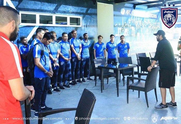 JDT Bawa 19 Pemain Ke Kuching, Sarawak