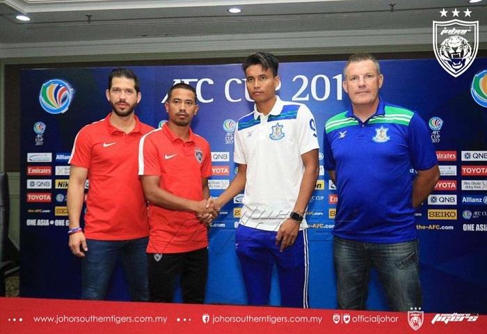 JDT Vs Boeung Ket Angkor FC Live Streaming Malam Ini