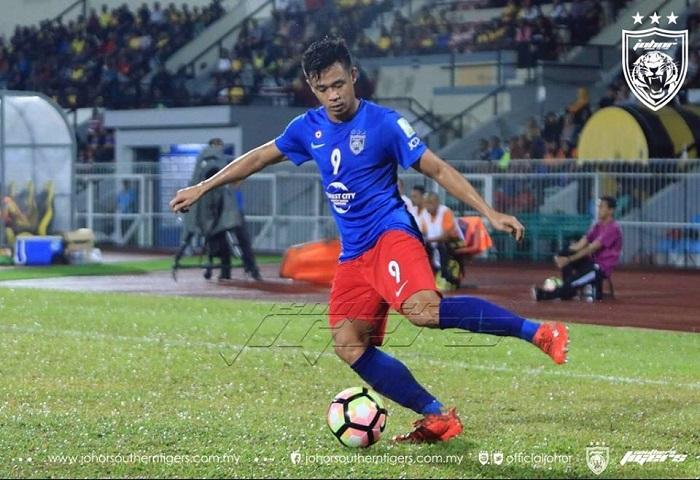 Liga Super 2017: Perak 2 JDT 1, Laporan Dan Video Highlights