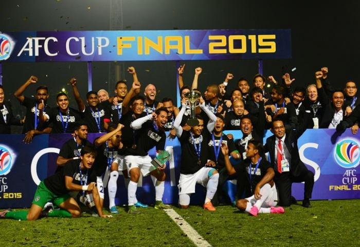 Piala AFC 2015 Juara