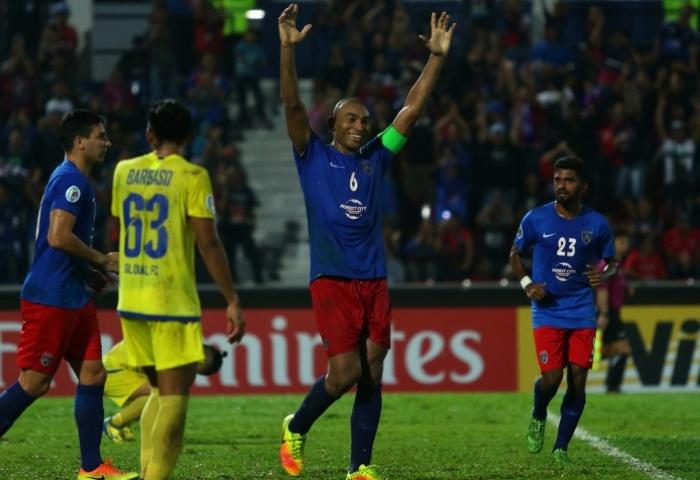 Piala AFC 2017: JDT Vs Global FC, 5 Faktor Kemenangan