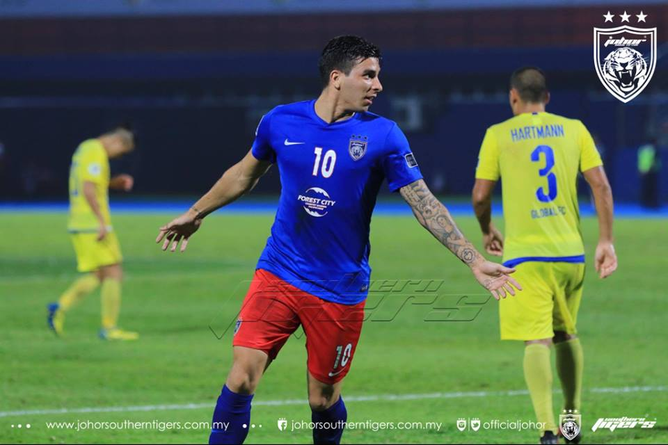 JDT 4 Global FC 0 brian ferreira