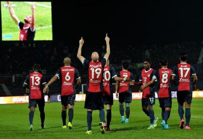Top 5 Penjaring JDT Dalam Piala AFC
