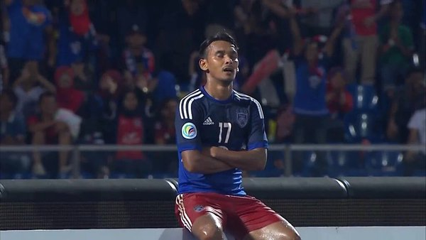 Top 5 penjaring JDT dalam Piala FA amri yahyah