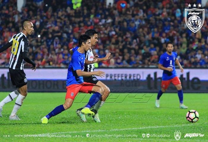 5 Perkara Jdt Vs Pahang