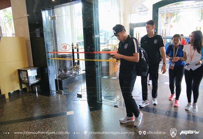 Piala AFC 2017: JDT Membawa 21 Pemain Ke Kemboja