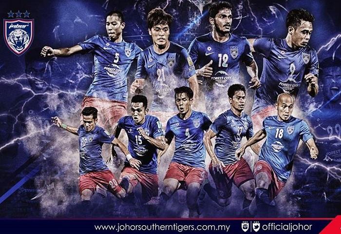 5 Sebab Kenapa JDT Wajib Menang Bertemu Melaka United
