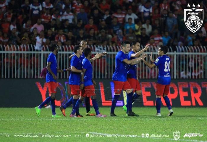 Kelantan 2 JDT 3