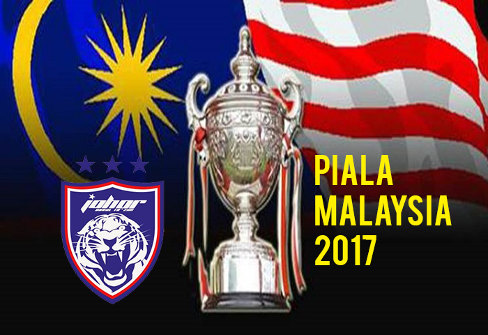 Piala Malaysia 2017: JDT Sudah Layak, JDT II Hampir Tersingkir