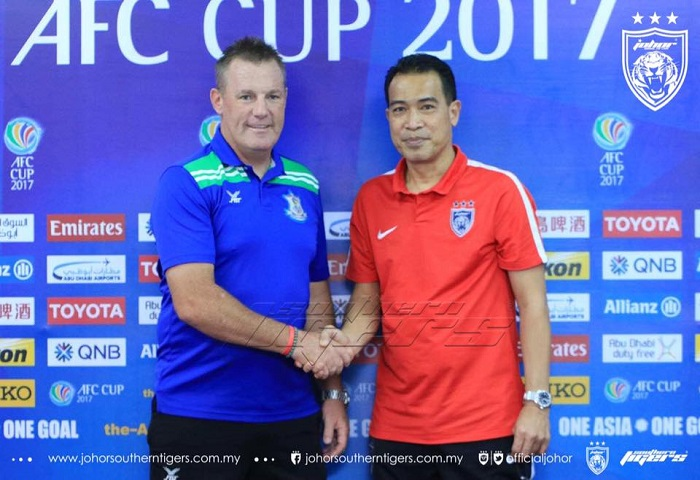 Sidang Media Bersama Boeungket Angkor FC