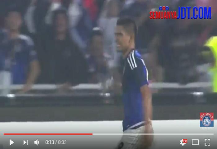 Video: Ulang Tahun Pertama Gol Menarik Azamuddin Akil Vs Kaya FC