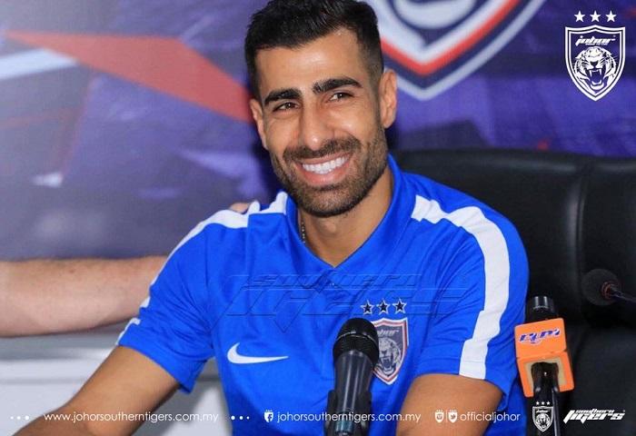 Selamat Datang Ke JDT, Mohammed Ghaddar.