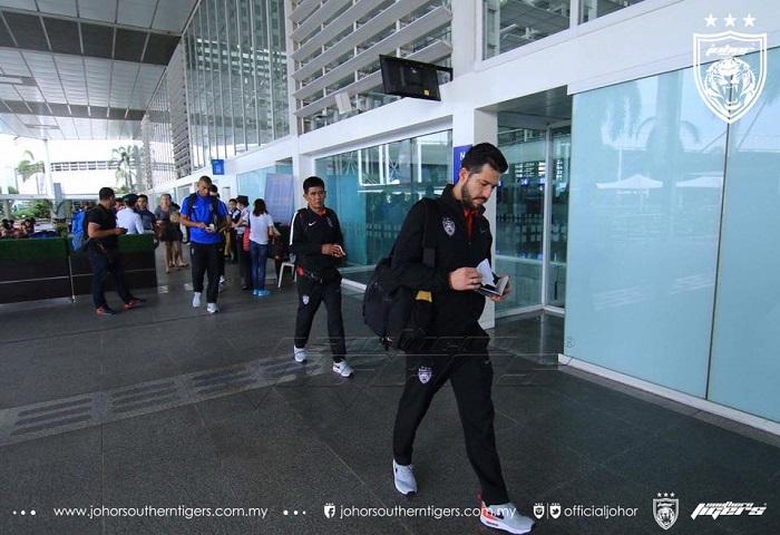 Piala AFC 2017 : 5 Perkara Yang JDT Perlu Lakukan Untuk Menghadapi Ceres Negros FC