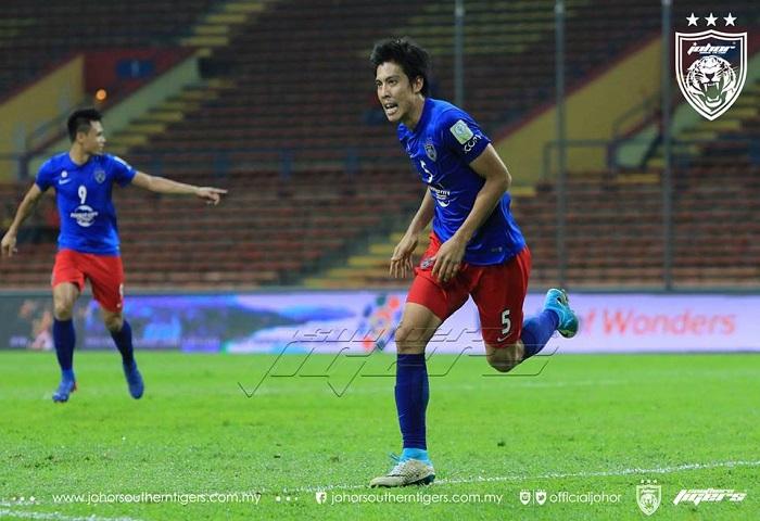 Rumusan PKNS FC 0 JDT 1: Gol Kemenangan JDT Dijaringkan Oleh Amirul, Ghaddar Hanya Membantu