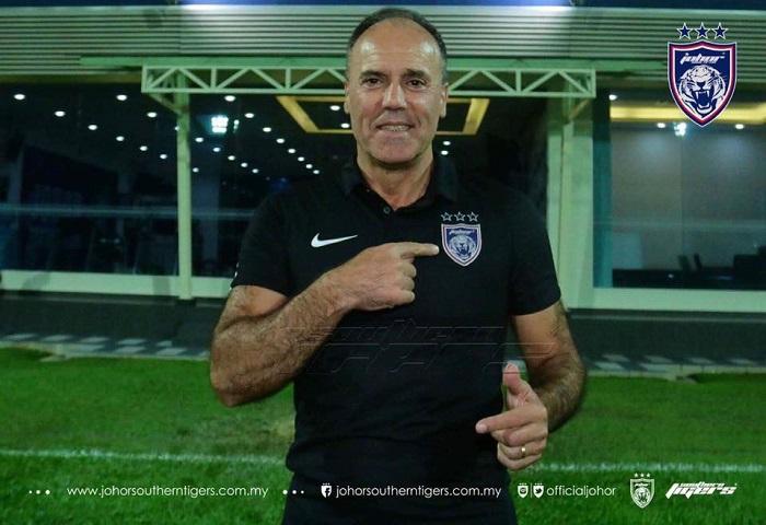 Ulisses Morais Coach Baru JDT