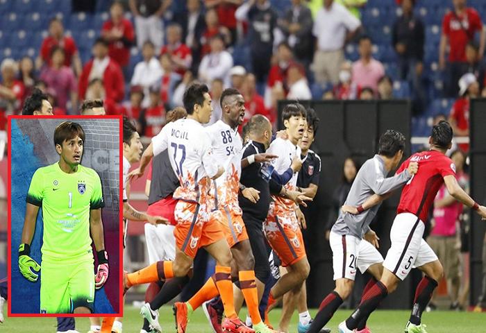 Kenapa Farizal Mendapat Hukuman Lebih Berat Dari Pemain Jeju United Yang Memukul Pemain Lawan?