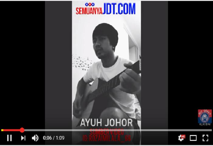 Rozaimi Cover Lagu Ayuh Johor