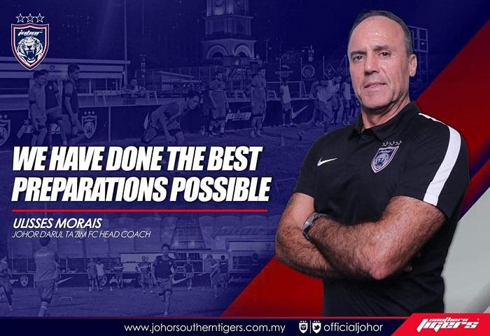 Preview Liga Super: JDT Vs Pulau Pinang, Taktikal Jadi Taruhan JDT?