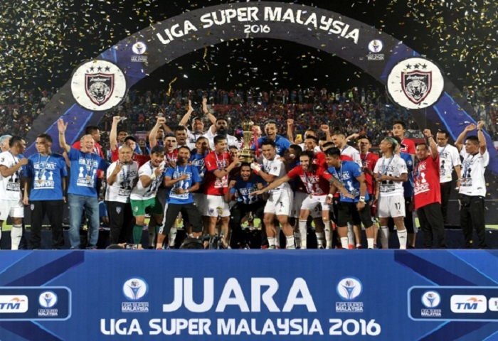 JDT Hampir Pasti Memahat Sejarah Baru Liga Super