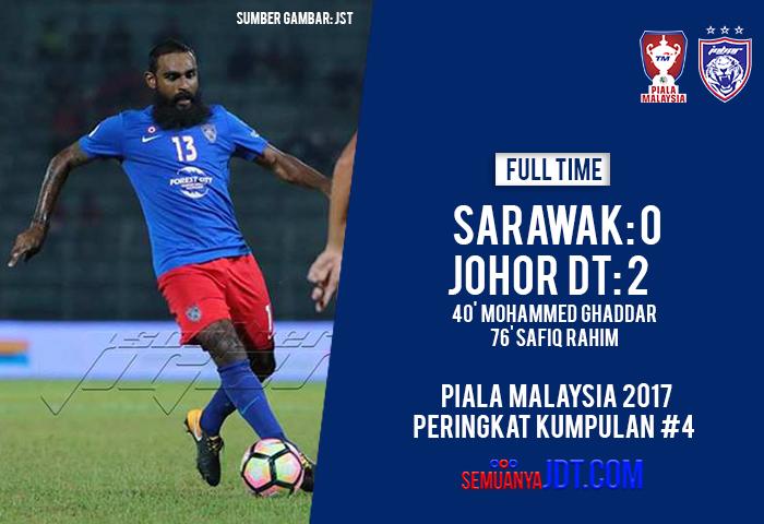 HF FT Piala Malaysia Cover Sarawak Away