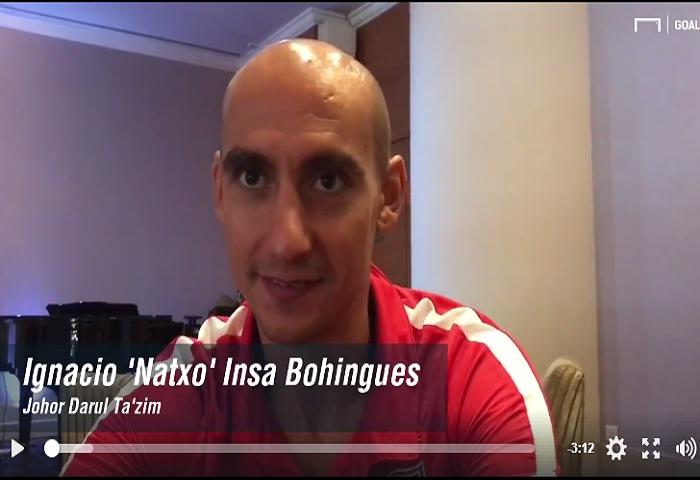 Temubual Bersama Natxo Insa Dengan Goal Malaysia