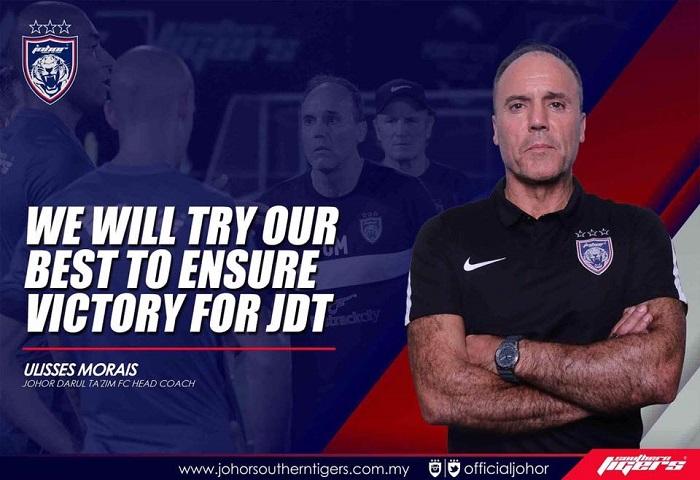 Preview Piala Malaysia 2017: Semangat Ngap Sayot Mampu Gegarkan Larkin