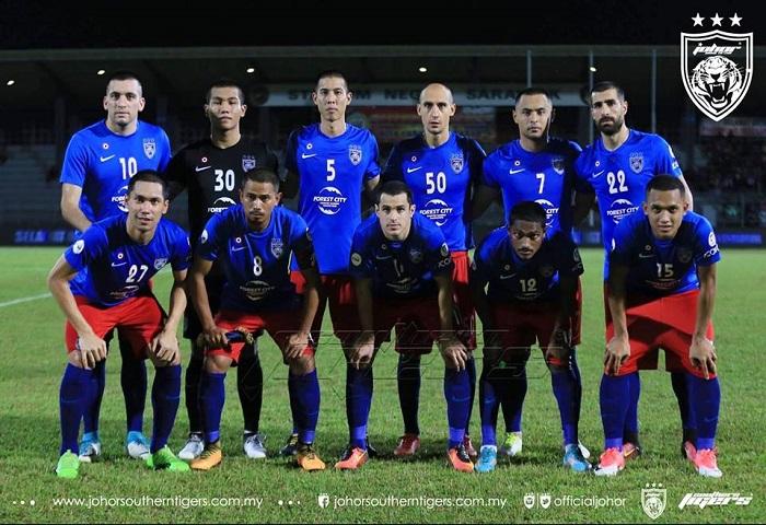 Analisis Sarawak Vs JDT: Permainan 'Anti Football' Menyukarkan Barisan Serangan JDT