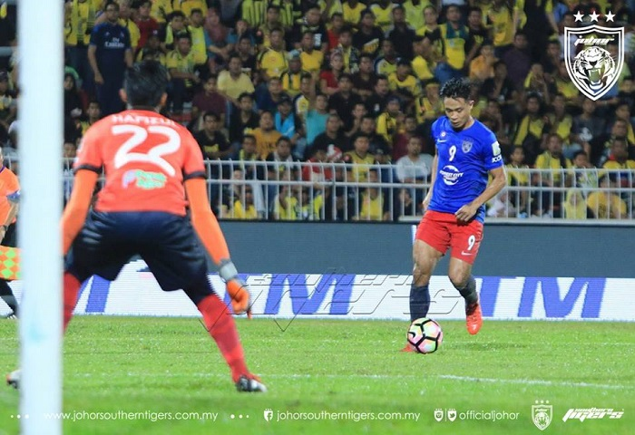 Preview JDT Vs Perak 26072017