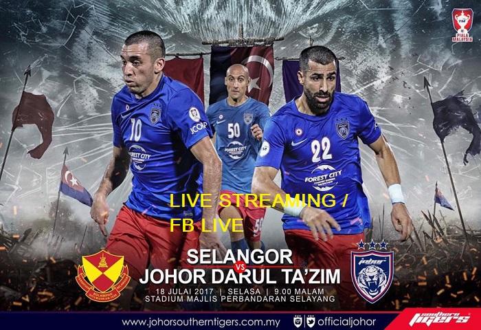 Selangor Vs Jdt Live Streaming