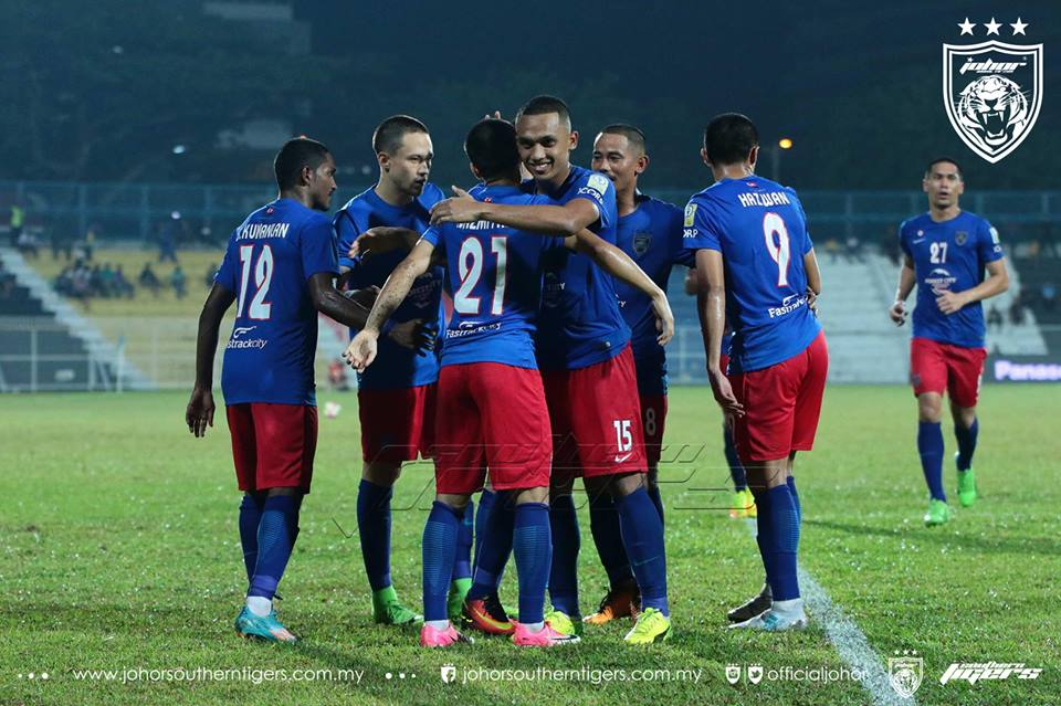 t-team vs jdt celebrate