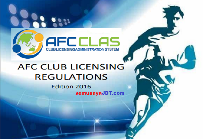 Afc Club Licensing Regulation Edition 2016