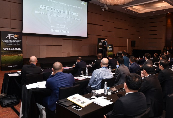 Afc Ma Competition Directors Workshop 1 Kl 2017