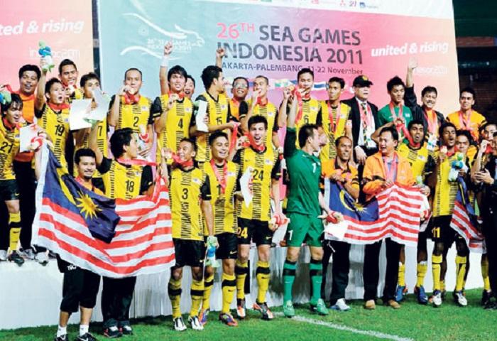 Emas Sukan Sea 2011